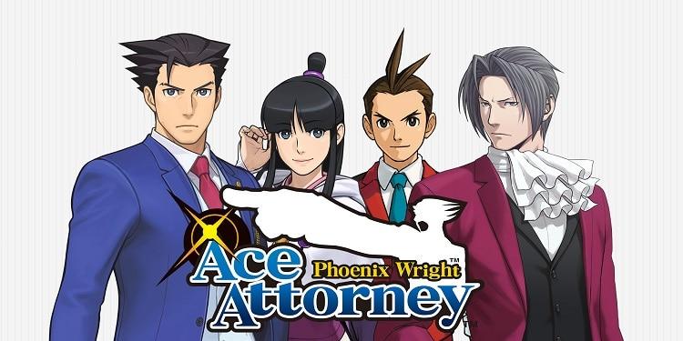 Ace Attorney Filler List