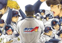 Ace of Diamond Act II Filler List