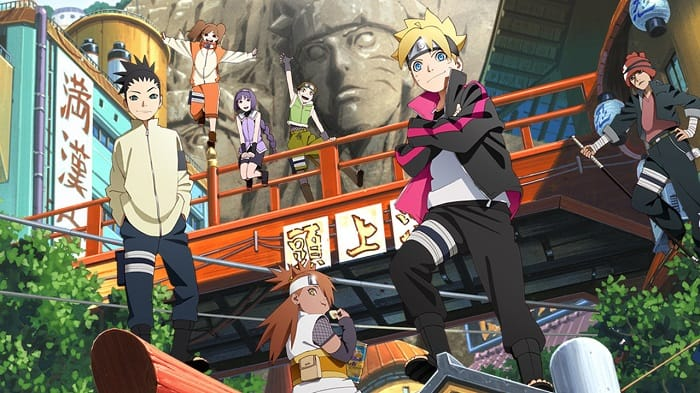 Boruto Naruto Next Generations Filler List