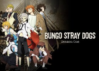 Bungo Stray Dogs Filler List