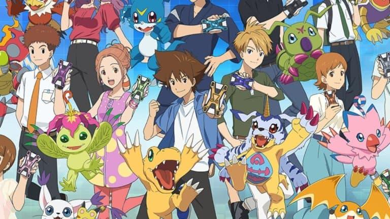 Digimon Adventure 2020 Filler List