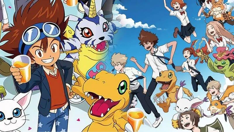 Digimon Adventure Filler List