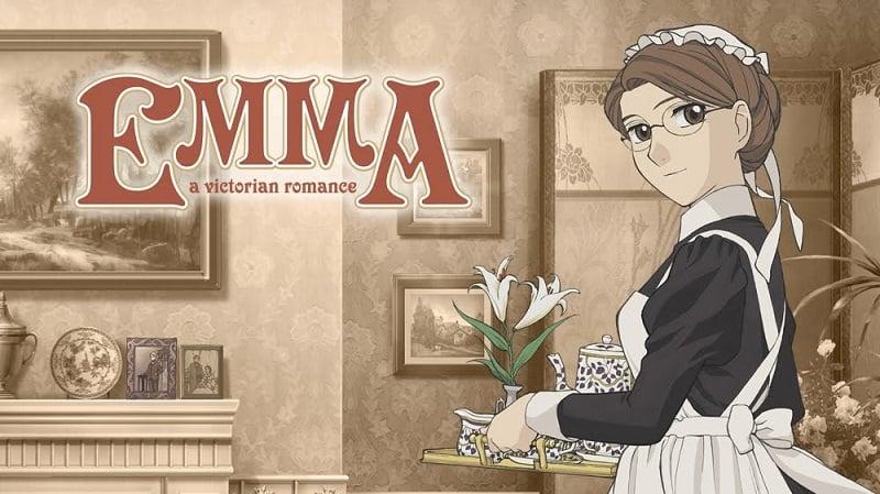 Emma A Victorian Romance Filler List