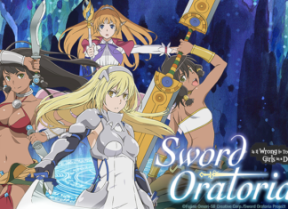 it wrong try pick girls dungeon side sword oratoria