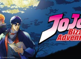 JoJo's Bizarre Adventure (TV) Filler List