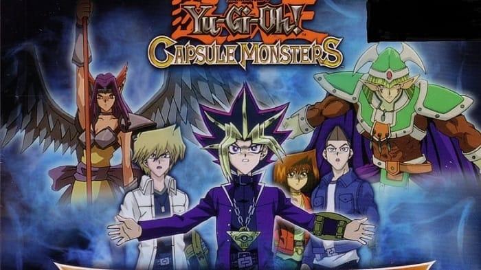 Yu Gi Oh Capsule Monsters Filler List