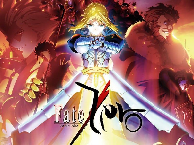Fate Zero Filler List