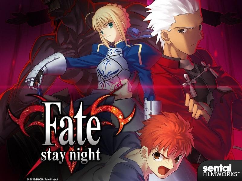 Fate Stay Night Filler List