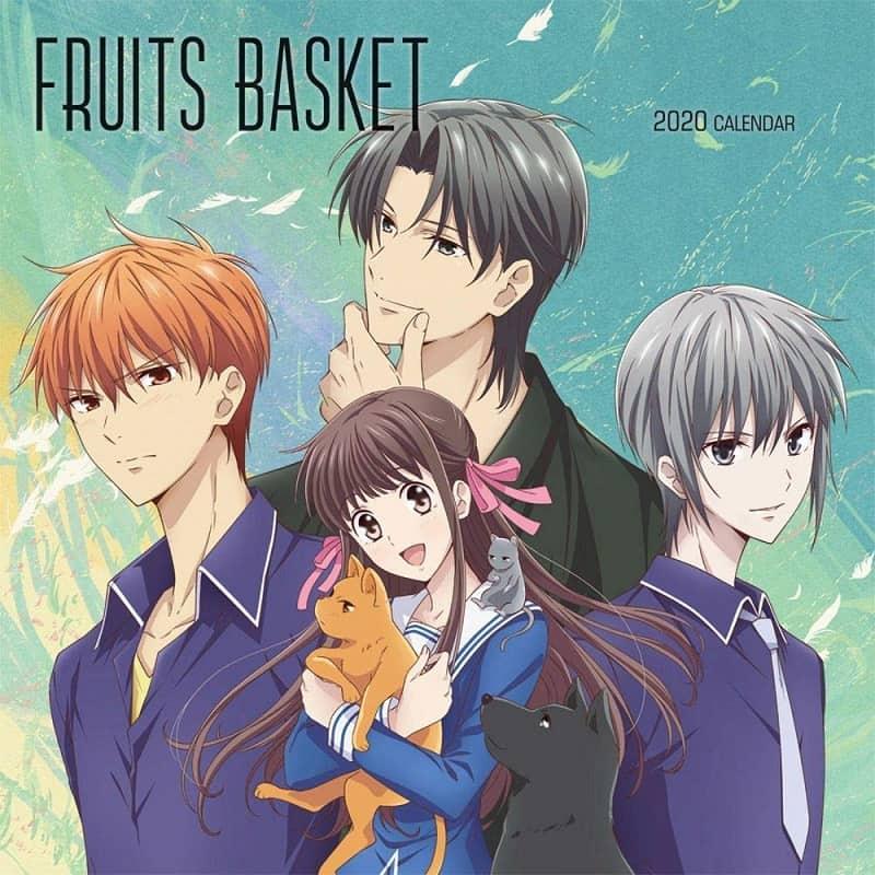 Fruits Basket Filler List