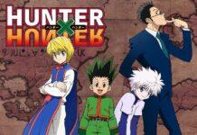Hunter × Hunter Filler List