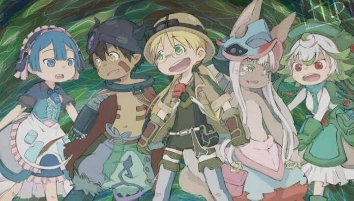 Made in Abyss Filler List