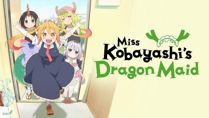 Miss Kobayashi's Dragon Maid Filler List