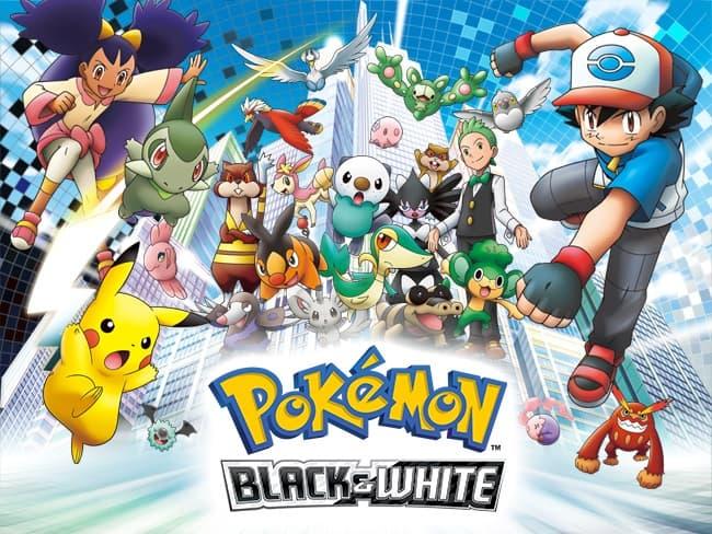 Pokemon Black and White Filler List
