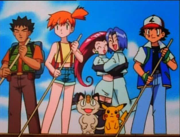 Pokemon Original Series Filler List