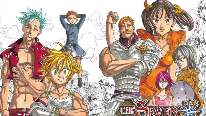 The Seven Deadly Sins Filler List