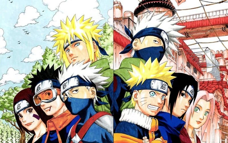 Naruto Series watch order guide
