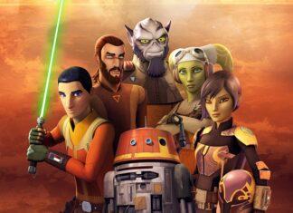 Star Wars Rebels Series watch order guide