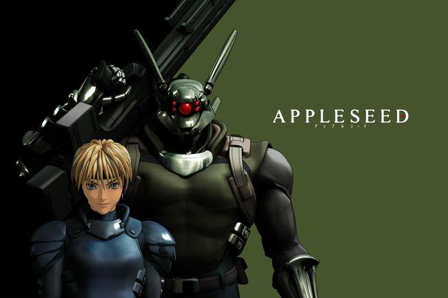 Appleseed Series watch order guide