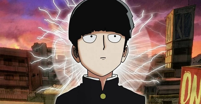 Mob Psycho 100 Series watch order guide