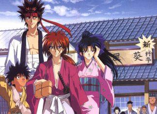 Rurouni Kenshin Series watch order guide