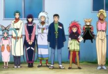 Tenchi Muyo Series watch order guide