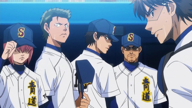 Diamond No Ace Series watch order guide