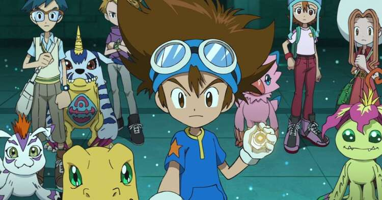 DIGIMON Series watch order guide