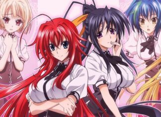 High School DxD Series watch order guide