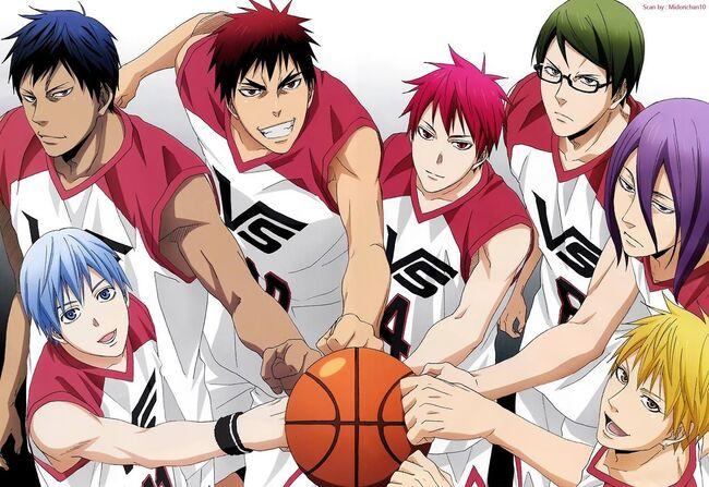 Kuroko No Basket Series watch order guide