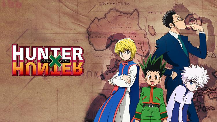 Hunter x Hunter Series watch order guide