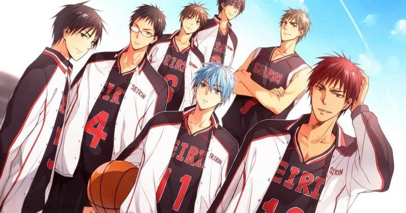 Kuroko's Basketball Filler List
