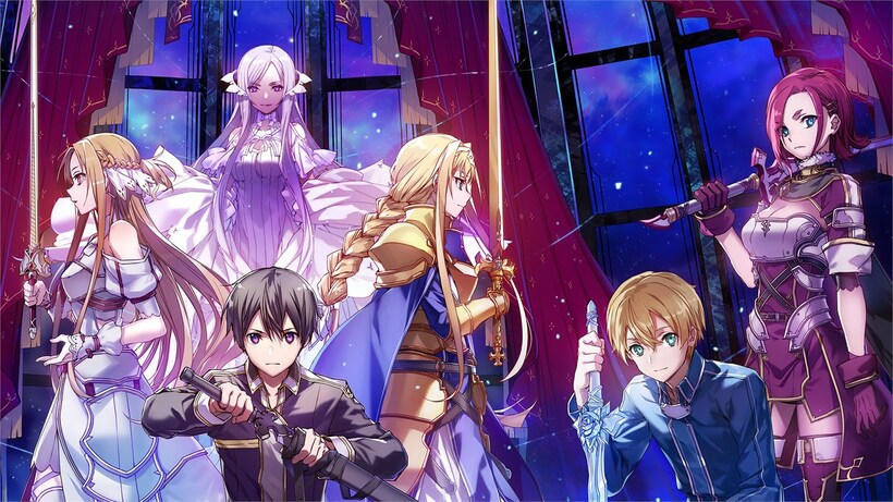 10 Most Powerful Characters in Sword Art Online Alicization