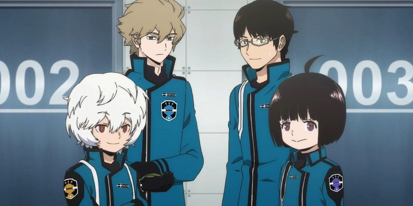10 Strongest Attackers in World Trigger