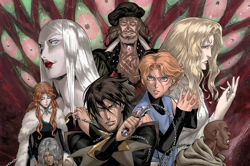 10 Strongest Characters in Castlevania