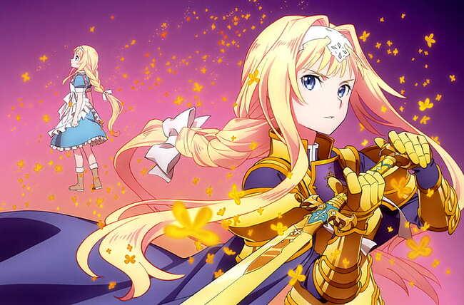 Alice Sword Art Online