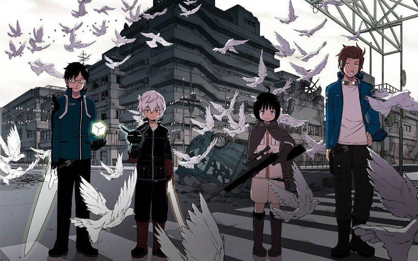 Best Snippers in World Trigger