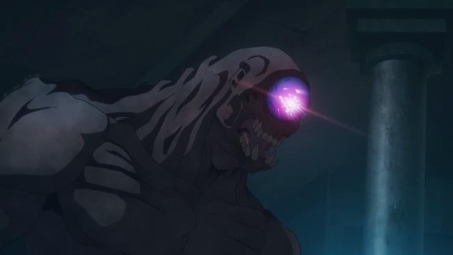 Cyclops Castlevania