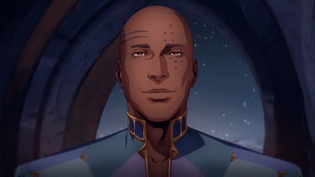 Isaac Castlevania