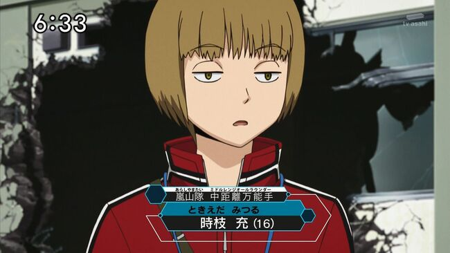 Mitsuru Tokieda-All Rounder