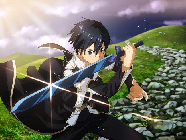 Star King Kirito Sword Art Online