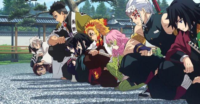 Top 10 Strongest Demon Slayers in Kimetsu no Yaiba