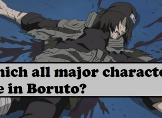 Which Major Characters Die In Boruto