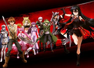 """10 Strongest Characters In """"Akame Ga KILL!"""""""