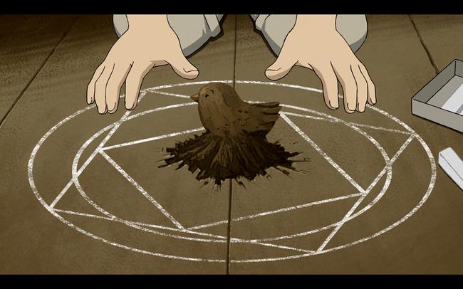 Alchemy – Fullmetal Alchemist