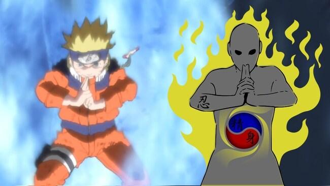 Chakra – Naruto