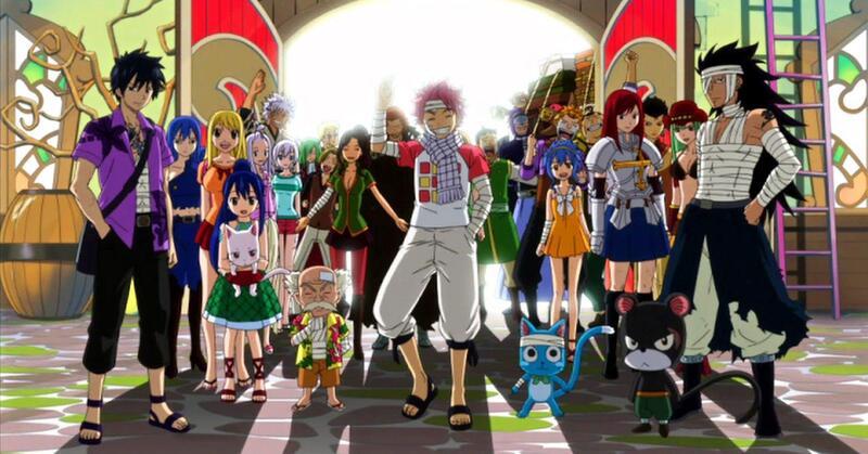 10 Trending Comedy Anime on Netflix
