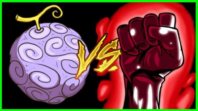 Devil Fruits & Haki – One Piece
