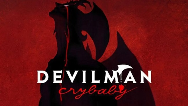 Devilman- Crybaby