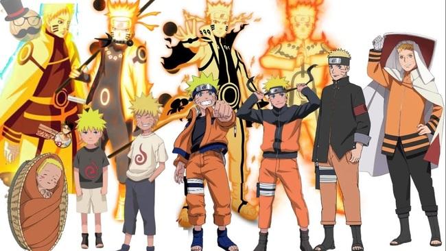 Naruto's Age