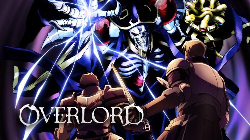 5 Anime Like Overlord
